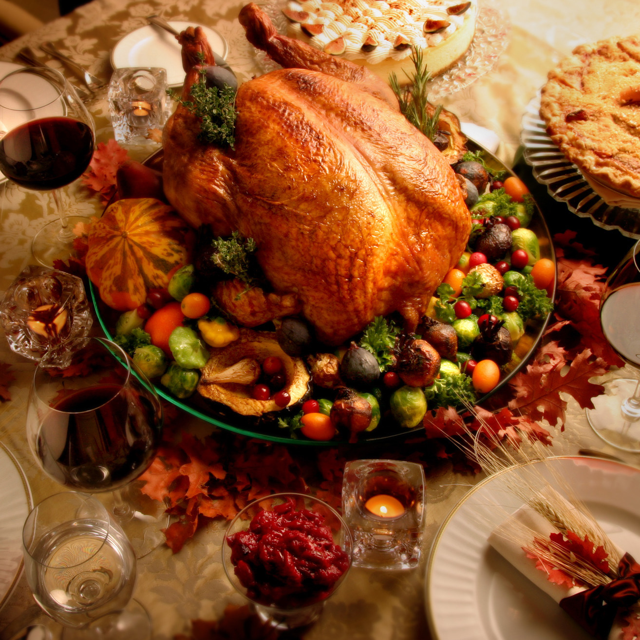 Thanksgiving in a Catholic Perspective (Thanksgiving-17)