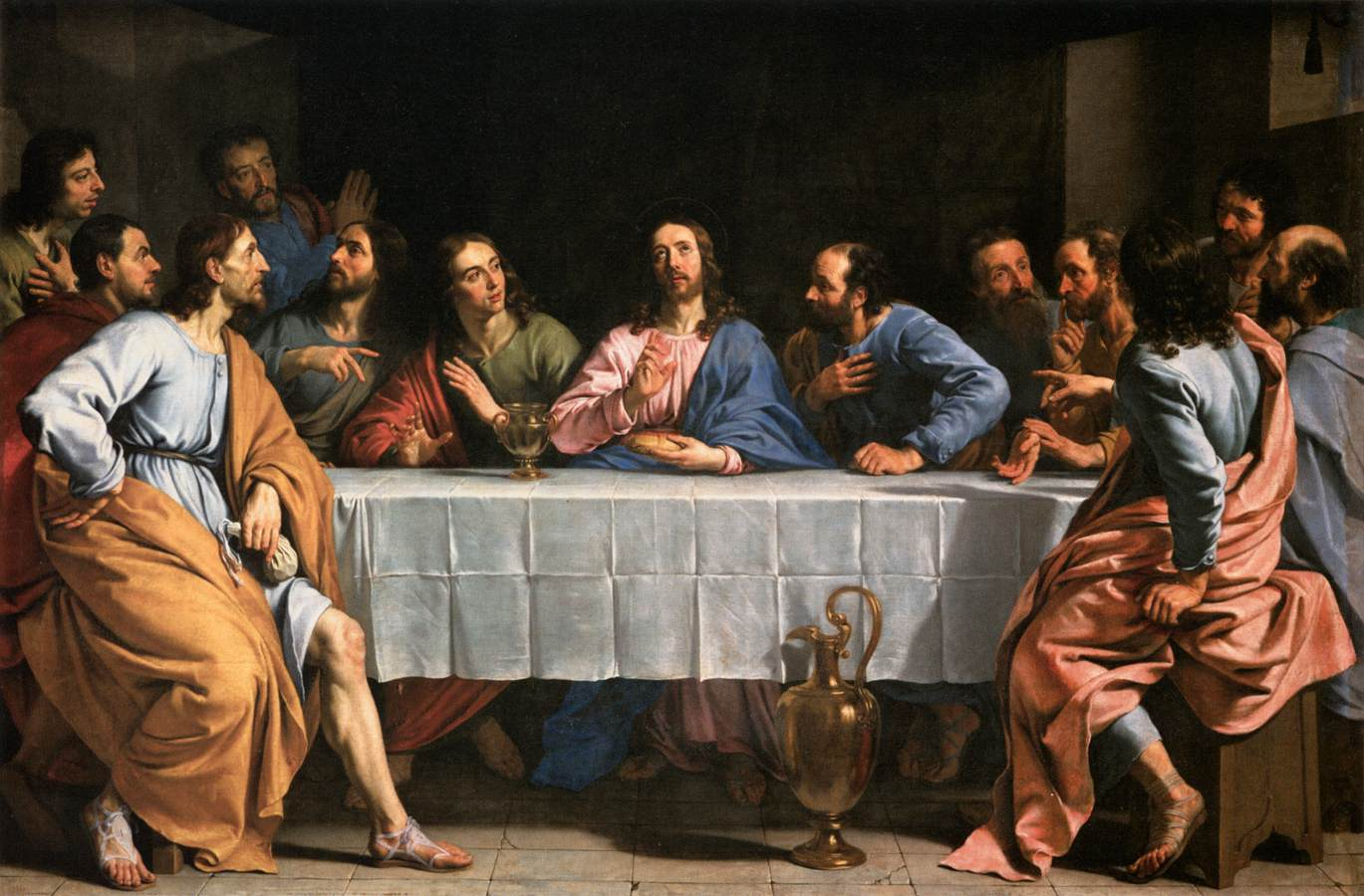 Not Just Remembrance, But Happening Right Now (Holy Thursday-18) (1st of 3-part series on the Eucharist during the Triduum)