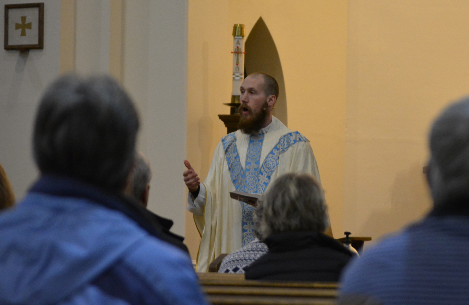Liturgy of the Word-Teaching Mass