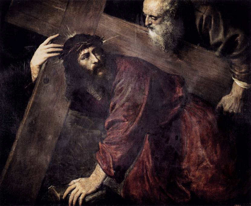 Jesus and Suffering (C19O16)