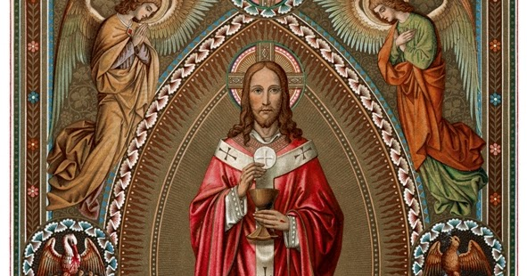 """The 5 or 6 """"P""""s of Priesthood (HolyThursday20)"""